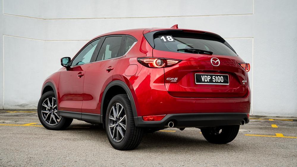 Mazda CX 5 2019 Exterior 004