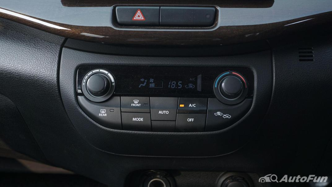 Suzuki Ertiga Sport AT Interior 025