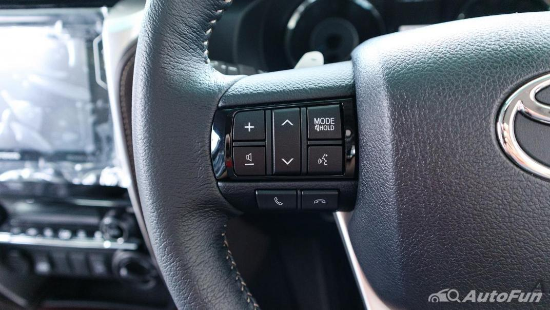 Toyota Fortuner 2019 Interior 007