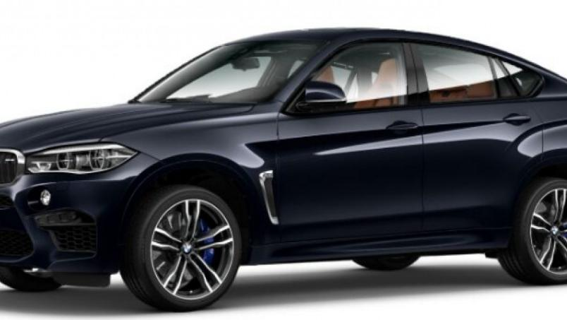 BMW X6 M 2019 Others 004