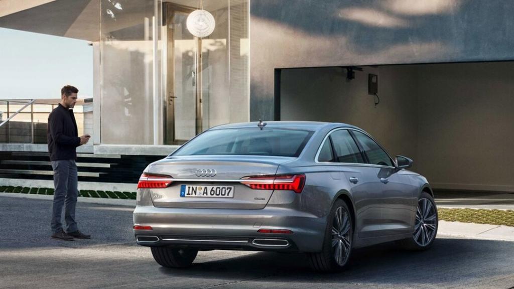 Audi A6 2019 Exterior 008