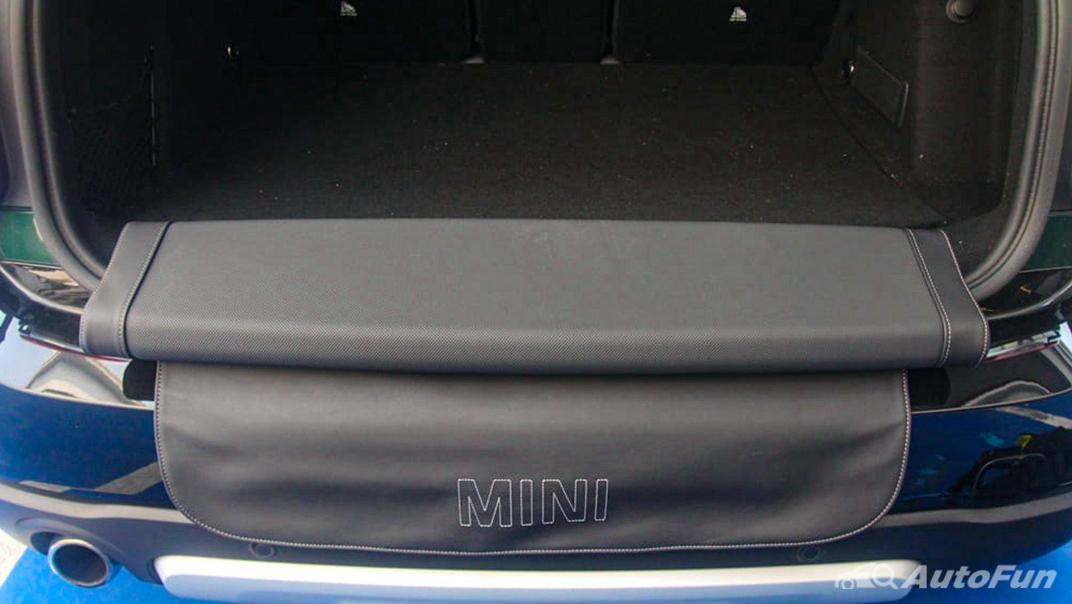 MINI Countryman Copper Interior 069