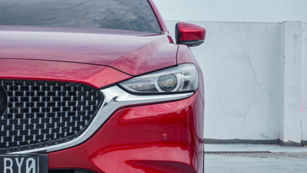 Mazda 6 Elite Estate Exterior 013