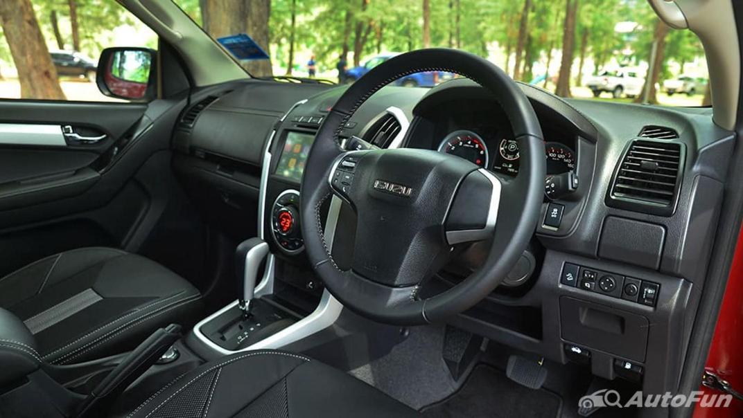 Isuzu D MAX 2019 Interior 003