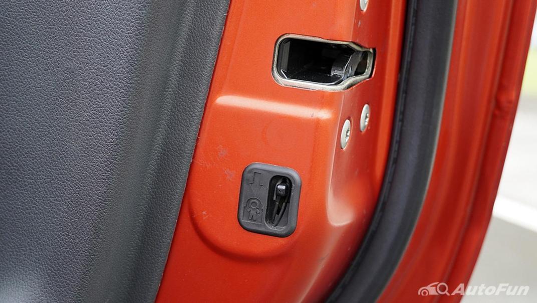 Honda Brio RS CVT Interior 022