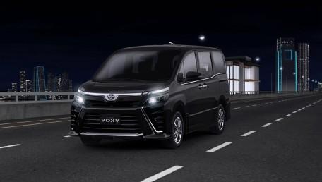 Toyota Voxy CVT Daftar Harga, Gambar, Spesifikasi, Promo, FAQ, Review & Berita di Indonesia | Autofun