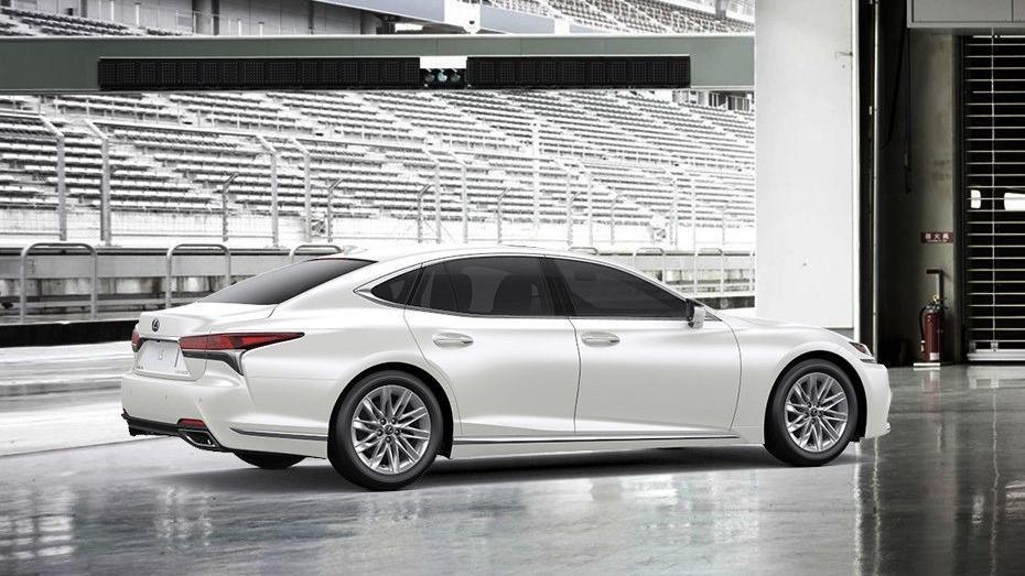 Lexus LS 2019 Exterior 007
