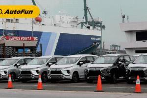 MitsubishiPerkuat Industri Manufaktur di Indonesia dengan Produksi Xpander Hybrid dan Ekspor