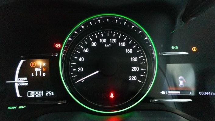 Honda HRV 2019 Interior 003