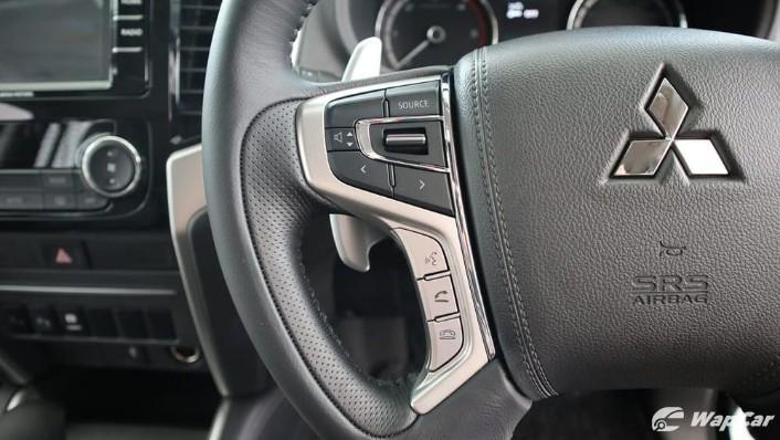 Mitsubishi Triton 2019 Interior 007