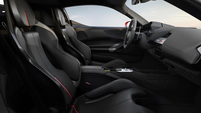 Ferrari SF90 Stradale 2019 Interior 004