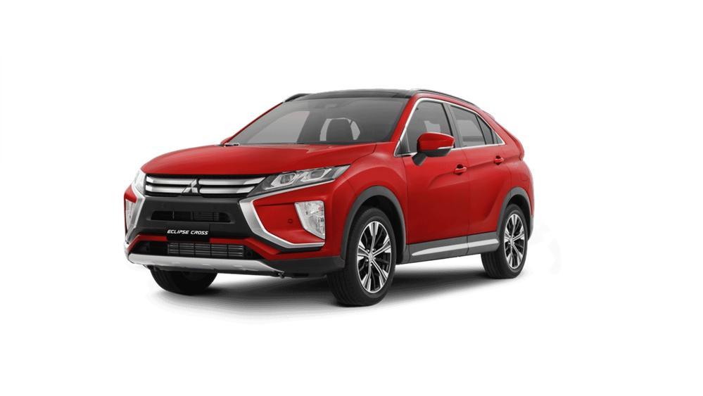 Mitsubishi Eclipse Cross 2019 Exterior 001