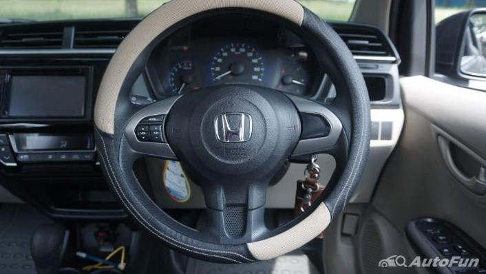 Honda Mobilio E CVT Interior 003
