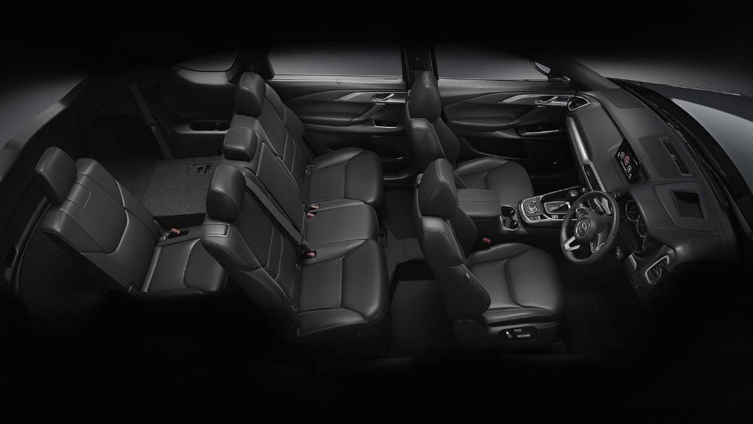 Mazda CX 9 2019 Interior 012