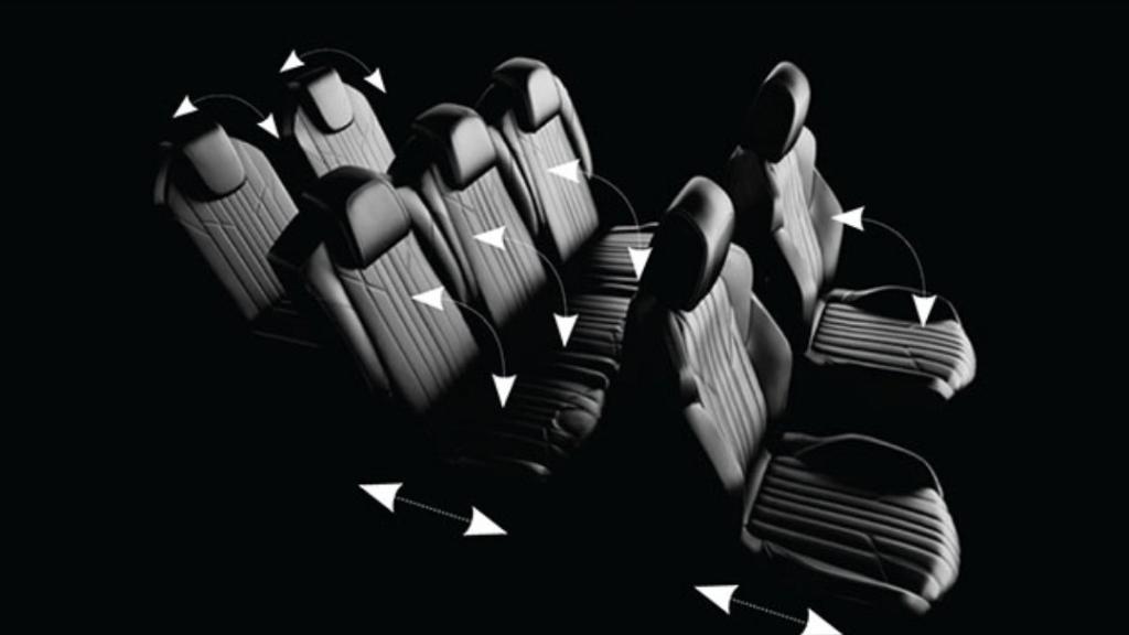 Peugeot 5008 2019 Interior 050