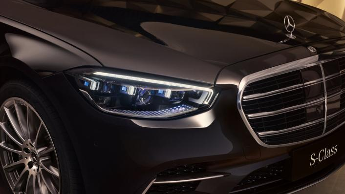 2021 Mercedes-Benz S-Class S 450 4MATIC Luxury Exterior 007