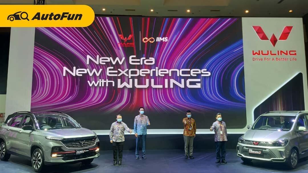 Boking Fee Wuling Almaz RS di IIMS Hybrid 2021 Cuma Rp20 Juta, Bisa Menang Smartphone! 01