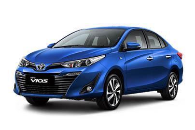 Toyota Vios E M/T