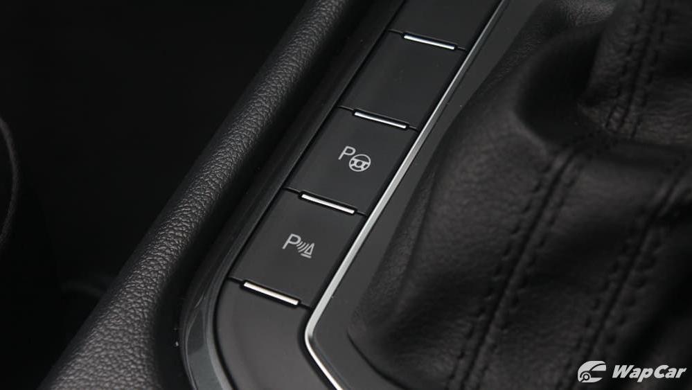 Volkswagen Tiguan 2019 Interior 027
