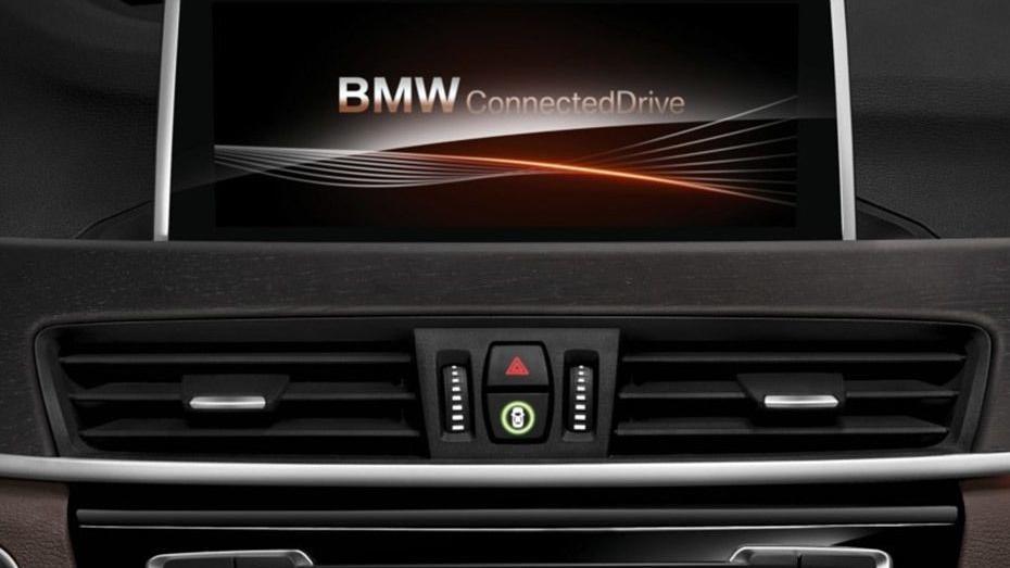 BMW X1 2019 Interior 005