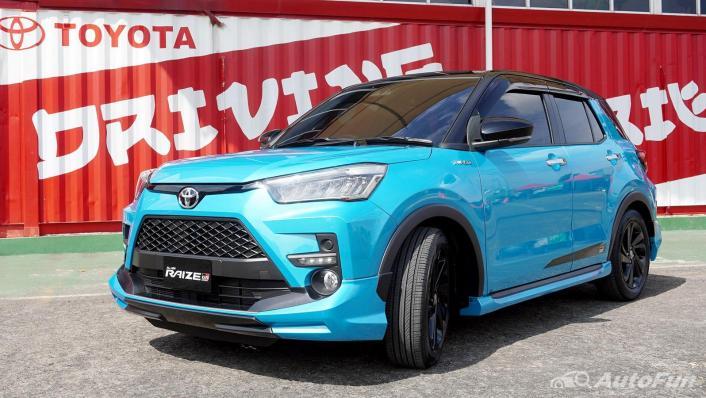 2021 Toyota Raize Exterior 001