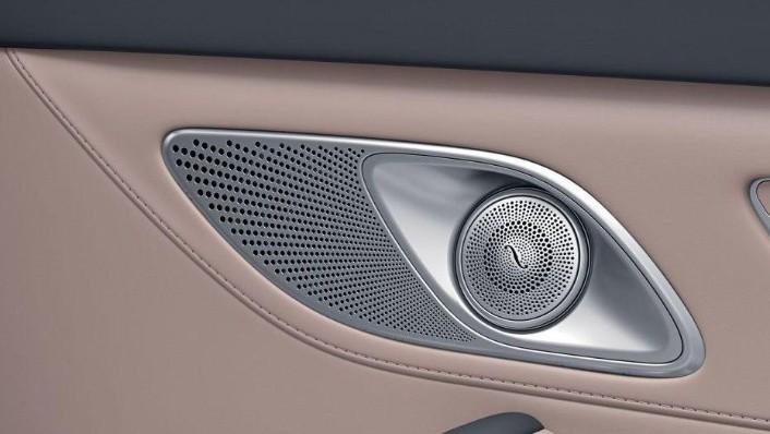 Mercedes-Benz S-Class 2019 Interior 008