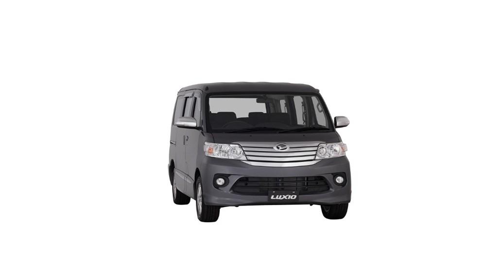 Overview Mobil: Yang terbaik di 2020-2021 All New Daihatsu Luxio yang dibanderol dengan biaya Rp233,450 - 204,200 01