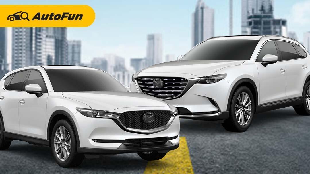 New Mazda CX-5 GT dan New Mazda CX-9 AWD Resmi Meluncur, Harga Nyaris Rp1 Miliar! 01