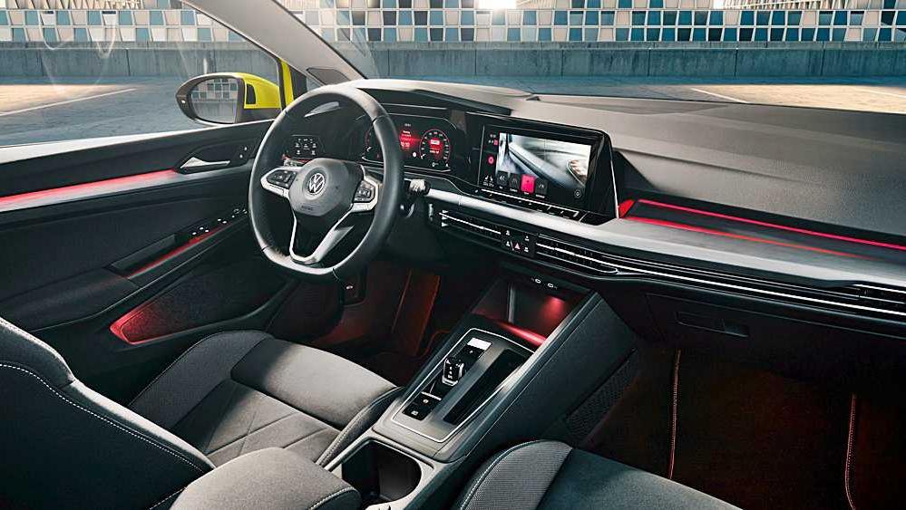 Volkswagen Golf 2019 Interior 063