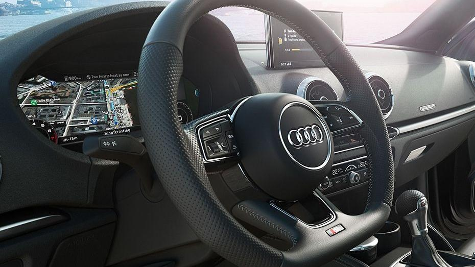 Audi A3 2019 Interior 001