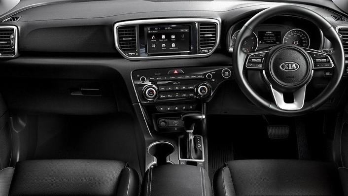 Kia Sportage 2019 Interior 001