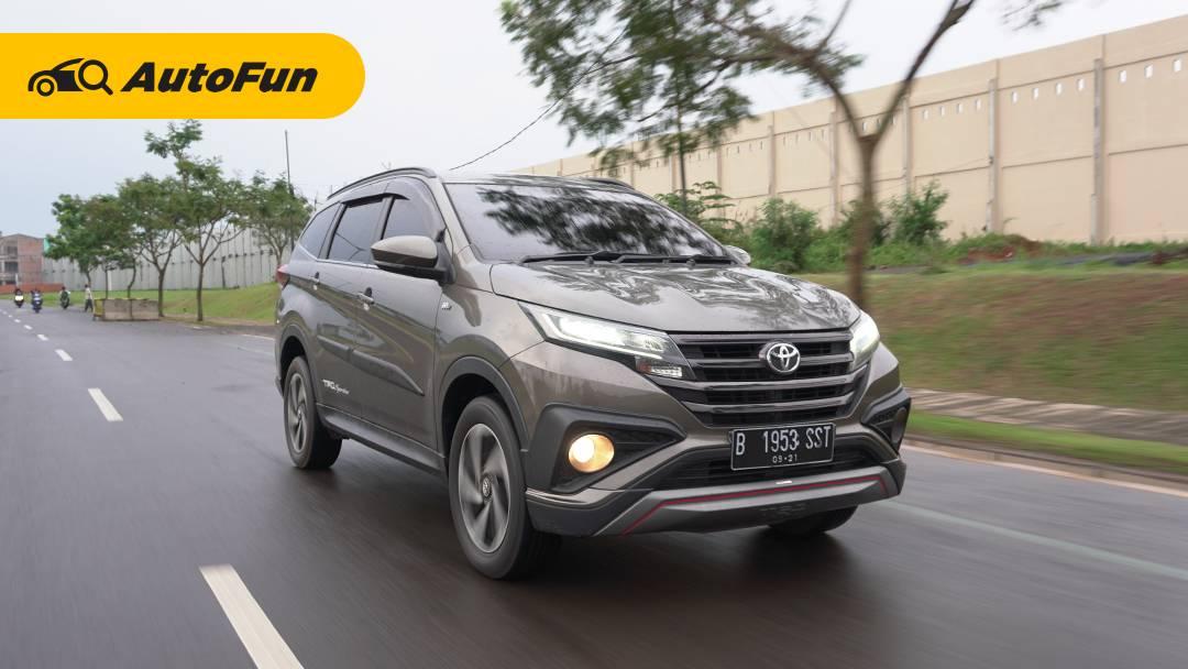 Review Toyota Rush TRD Sportivo 2021