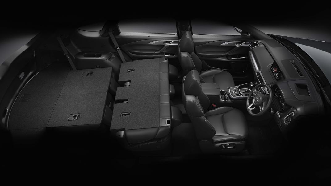 2021 Mazda CX 9 Interior 017