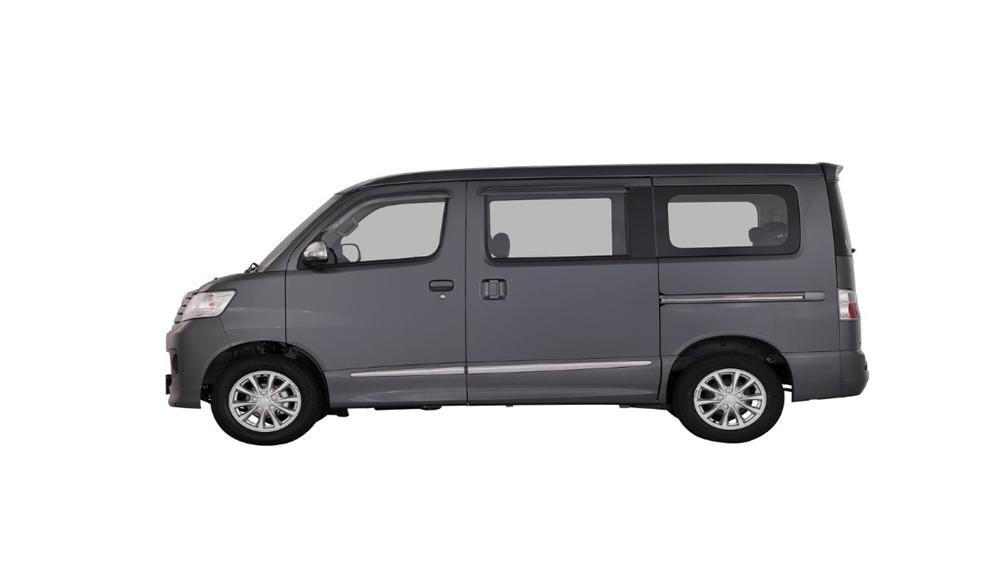 Daihatsu Luxio 2019 Exterior 008