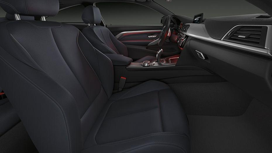BMW 4 Series Coupe 2019 Interior 010