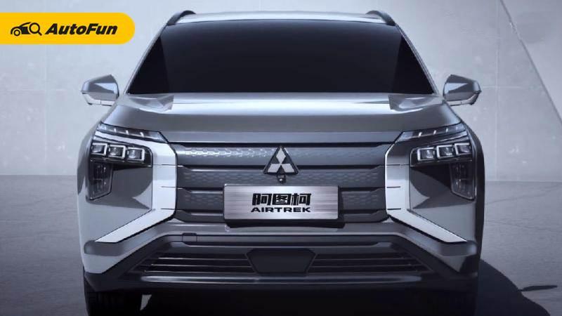 Mitsubishi Xpander hybrid