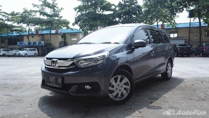 Honda Mobilio E CVT Exterior 002