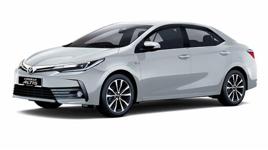 Toyota Corolla Altis 2019 Others 033