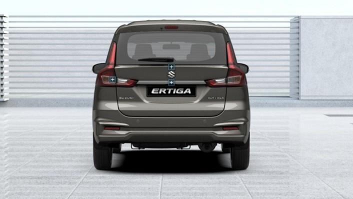 Suzuki Ertiga 2019 Exterior 009