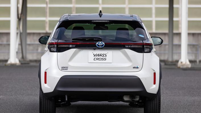 2020 Toyota Yaris Cross International Version Exterior 006