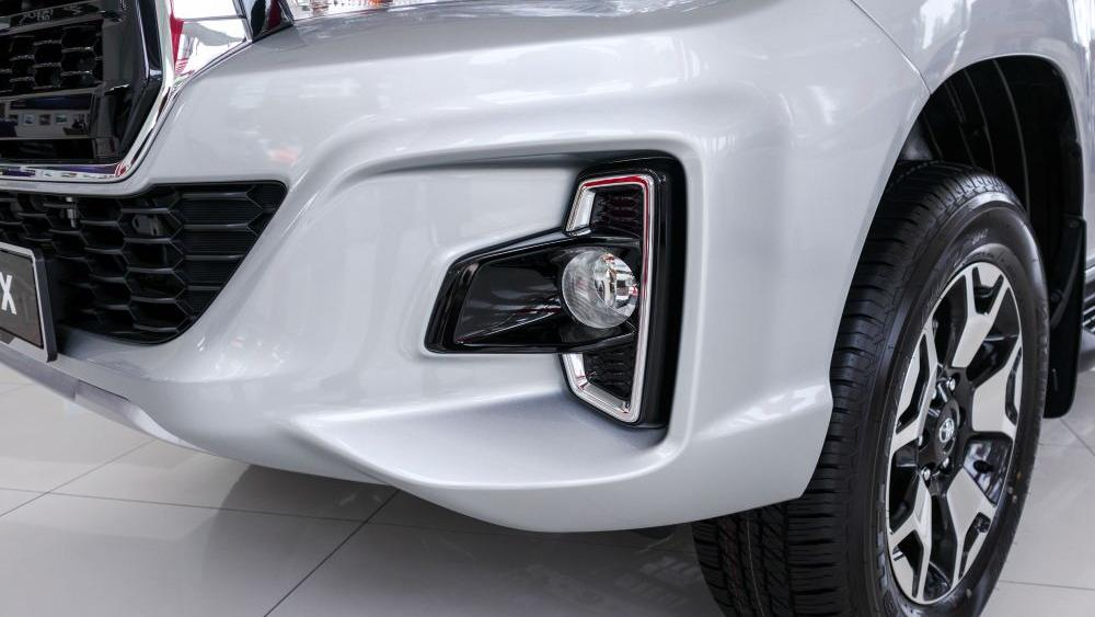 Toyota Hilux 2019 Exterior 011