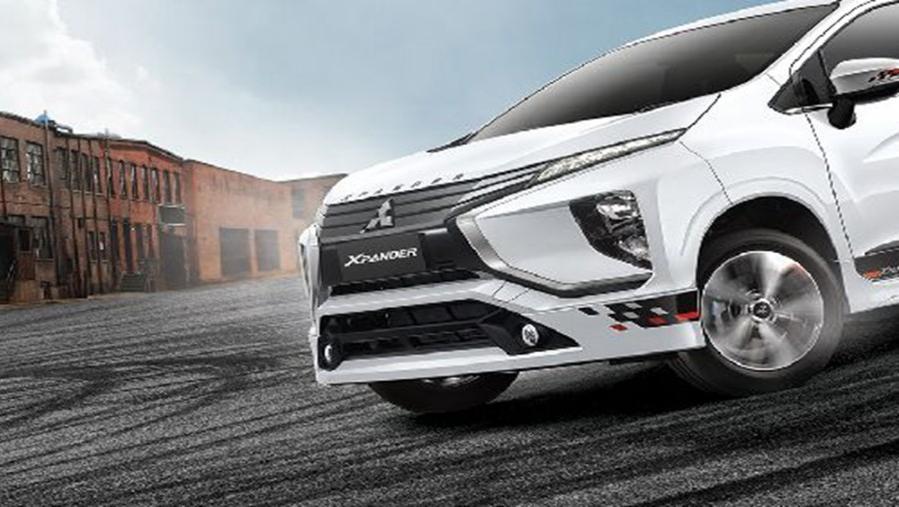Mitsubishi Xpander Limited 2019 Exterior 005