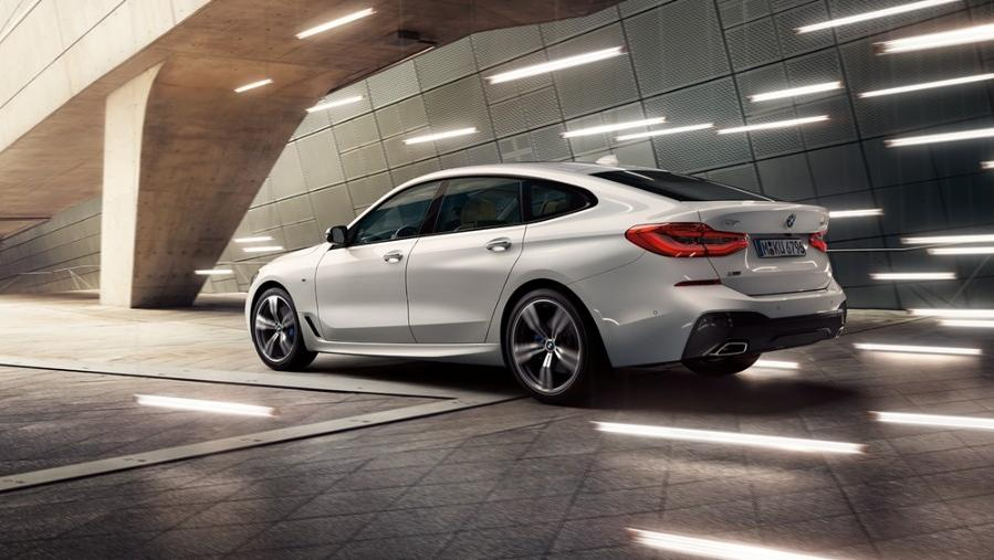 BMW 6 Series Gran Turismo 2019 Exterior 002
