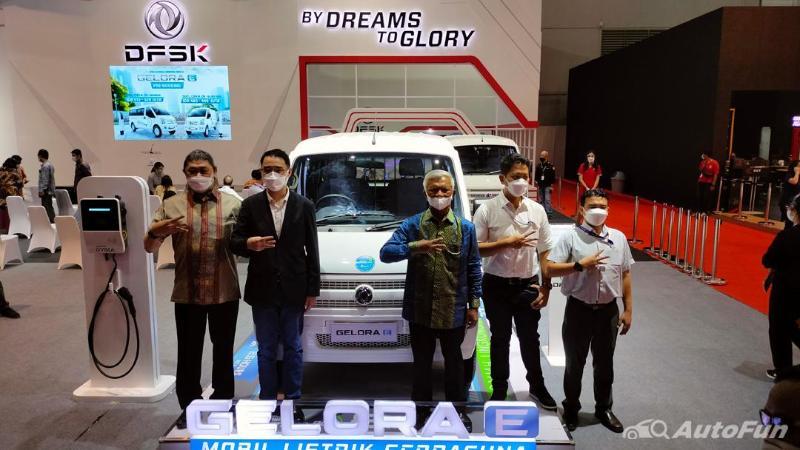 DFSK Gelora E Mulai Dijual, Mobil Niaga Teknologi Elektrifikasi Berbanderol Mulai Rp480 Juta 02