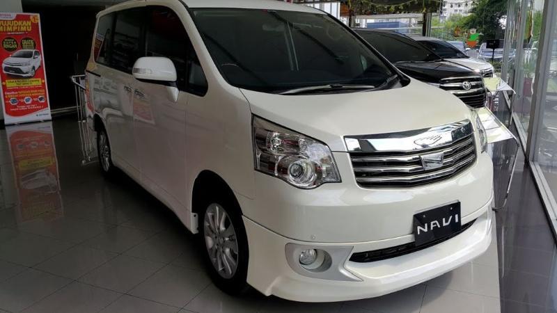 Cari Mobil Keluarga Rp 150 Juta, Toyota NAV1 Bekas Kini Seharga Toyota Calya 2021 02