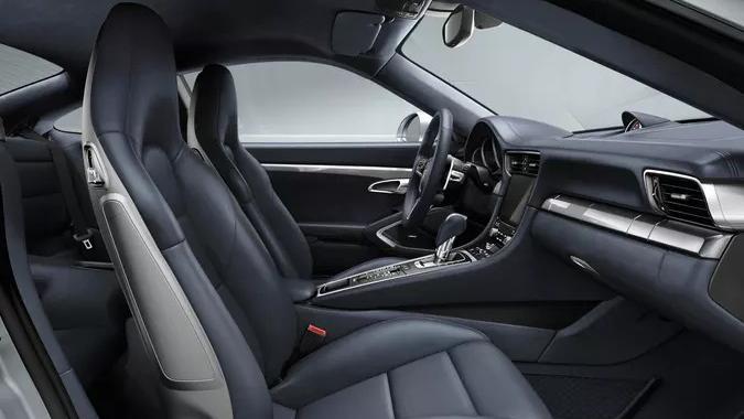 Porsche 911 2019 Interior 023