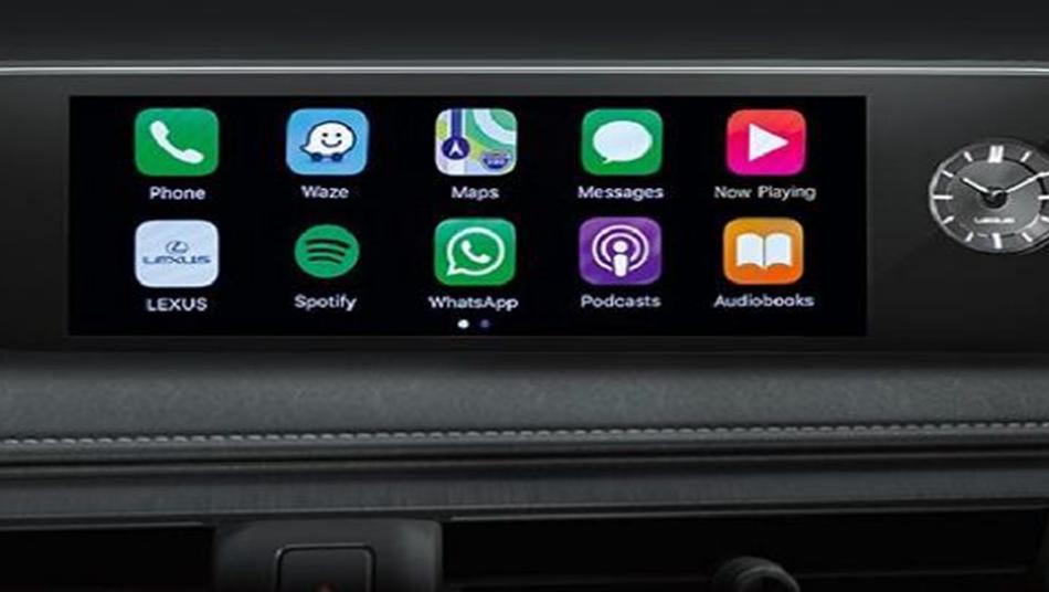 Lexus UX 2019 Interior 005