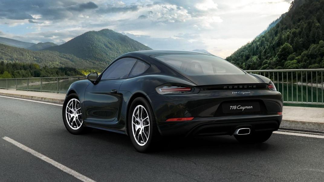 Porsche 718 2019 Exterior 043