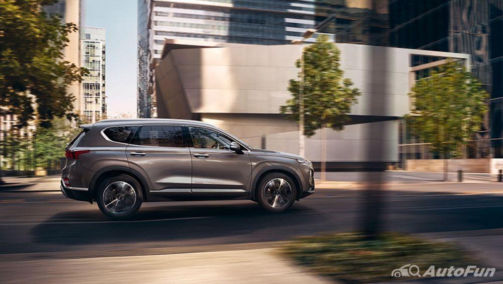 Hyundai Santa Fe 2019 Exterior 020
