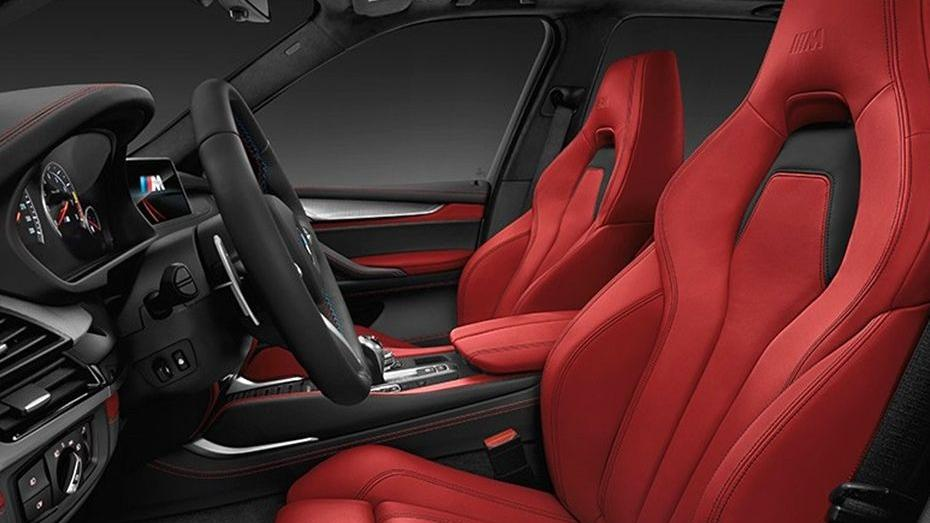 BMW X5 2019 Interior 014